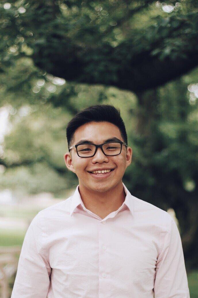 Chris Cao (He/him/his): Sponsorship Director