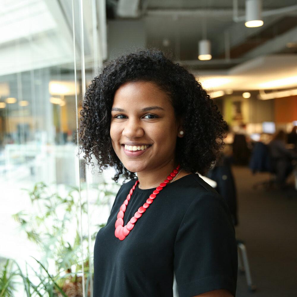 Erica Lezama (she/her): Programming Director