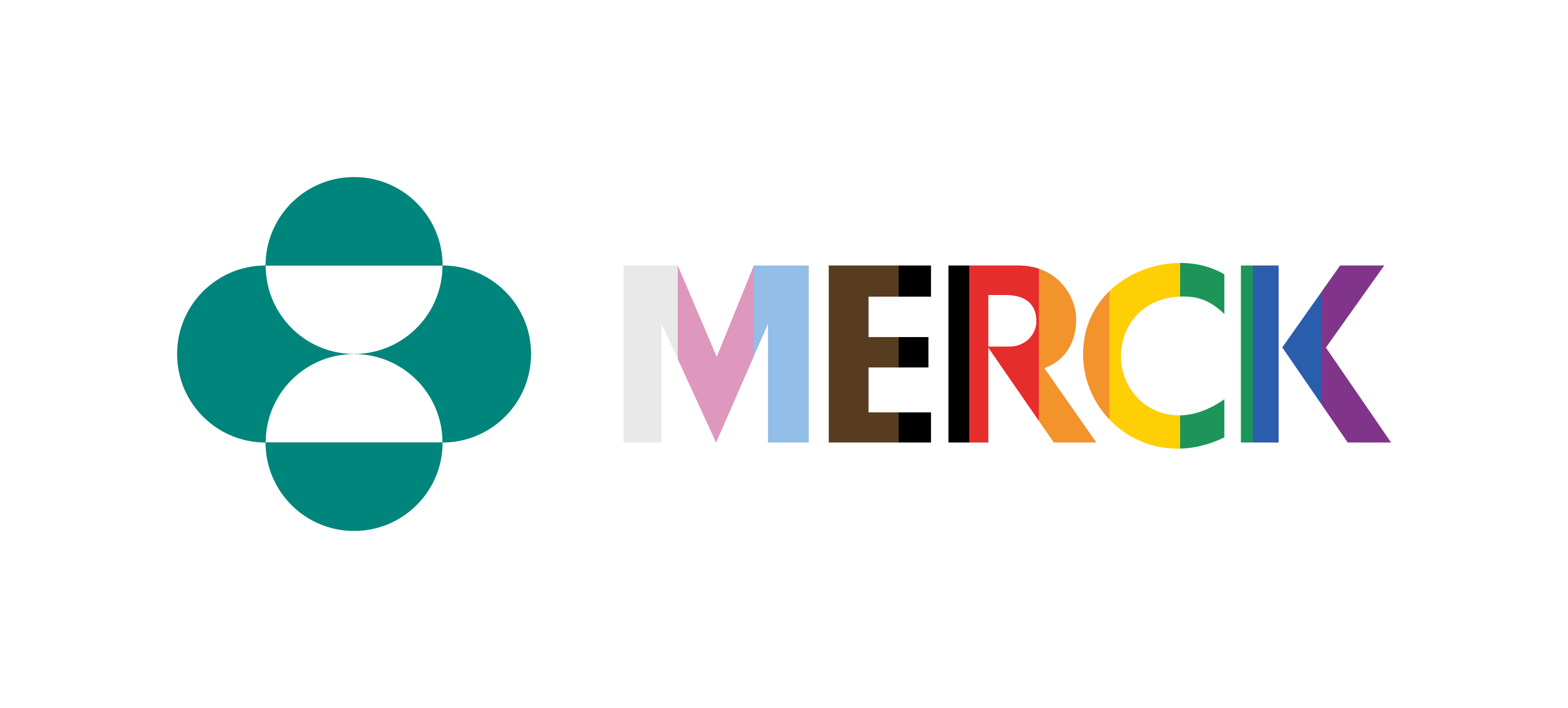 Merck Pride Logo