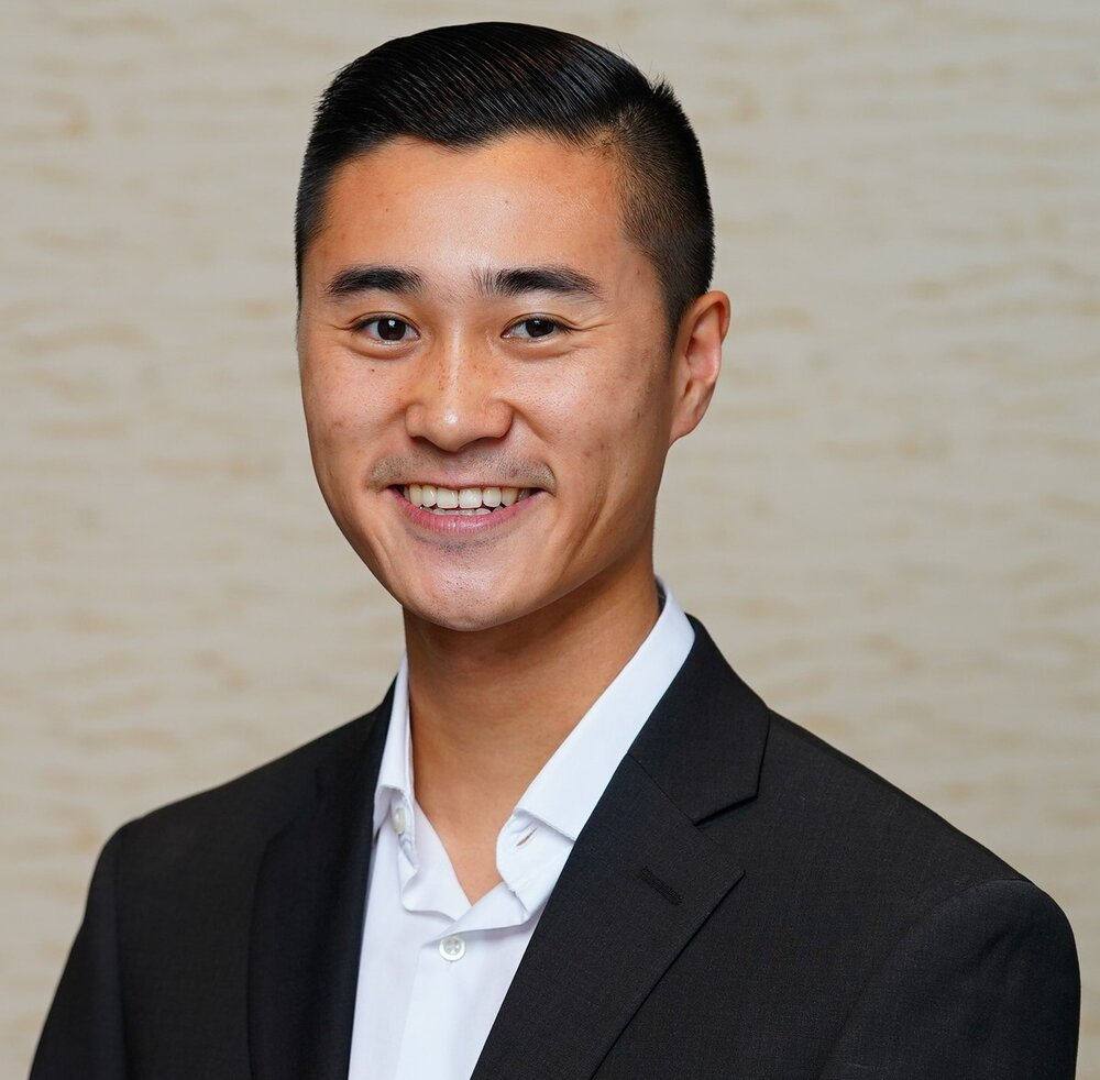 Mitchell Quon (He/him/his): Sponsorship Director