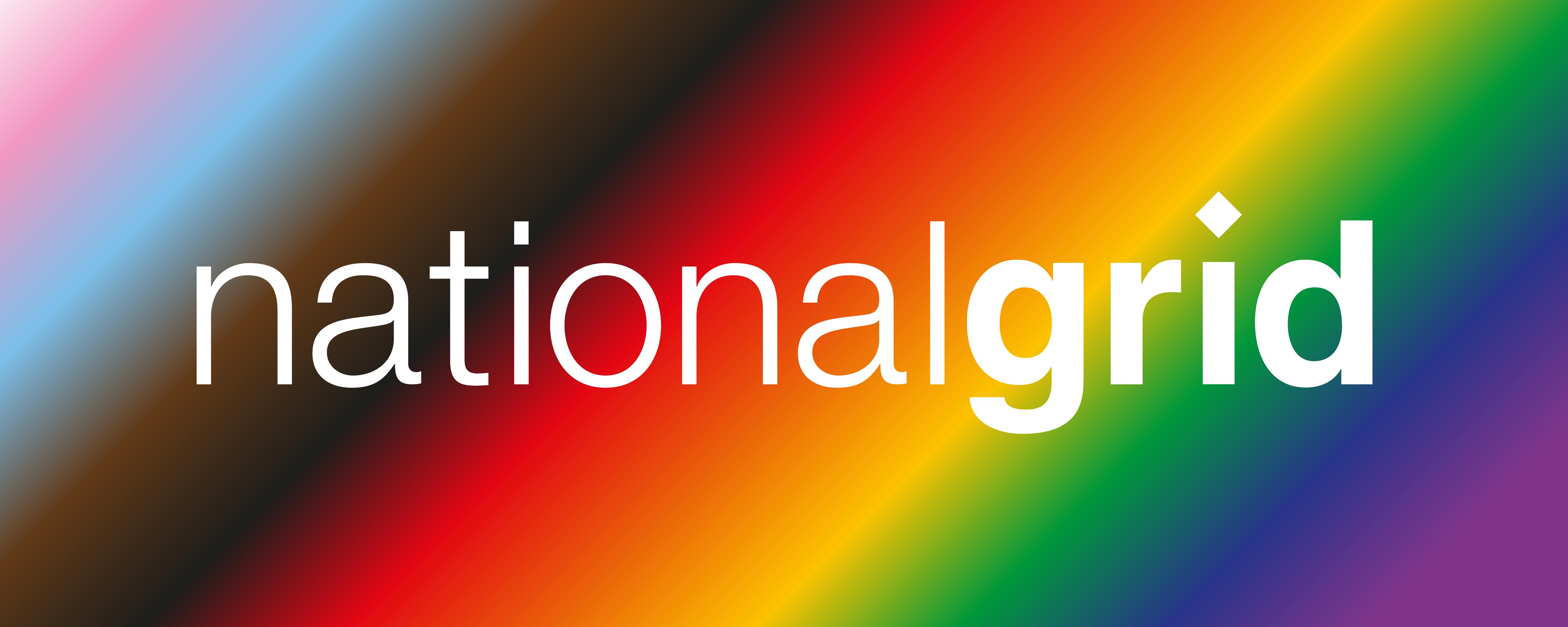 National Grid Pride Logo