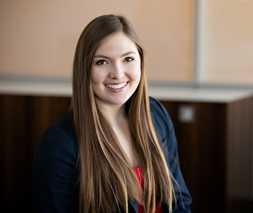 Savannah Rush (she/her): Sponsorship Director