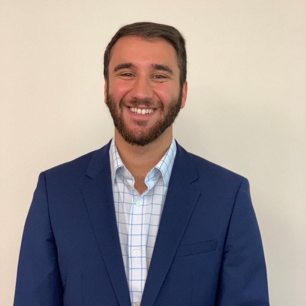 Alex Casado (he/him): Logistics Director