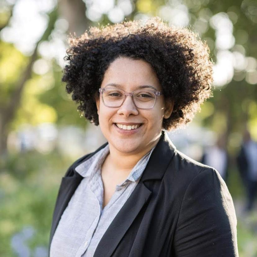 Evelysse Vargas (she/her): Admissions Director