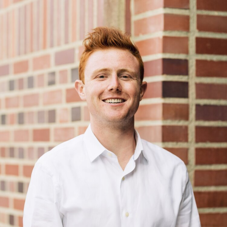 Peter Roberson (he/him): Admissions Director