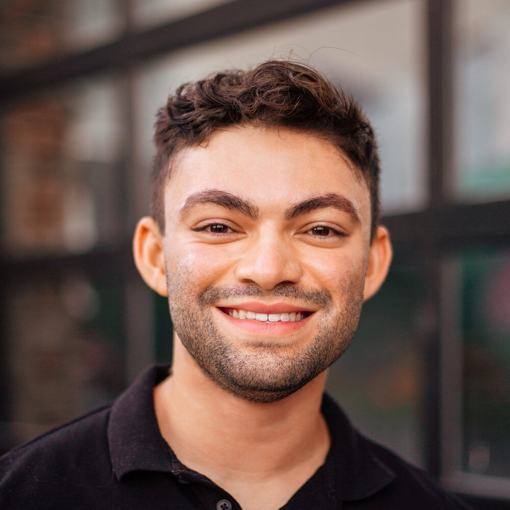 Xavier Rivera-Lanza (He/him/his): Sponsorship Director